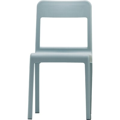 Pacific Side Chair Upholstery: Light Grey