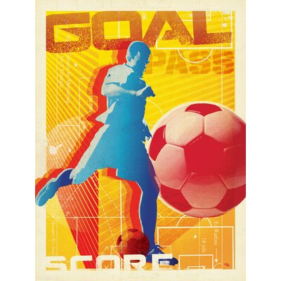 Goal! Wall Mural NB6652