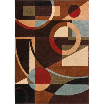Sydney Beverly Black Area Rug Rug Size: 710 x 106