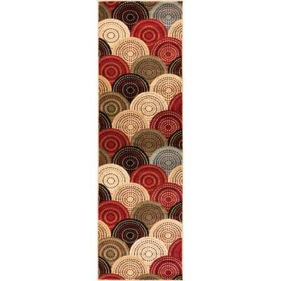 Wallaby Modernology Geometric Area Rug Rug Size: Runner 23 x 73