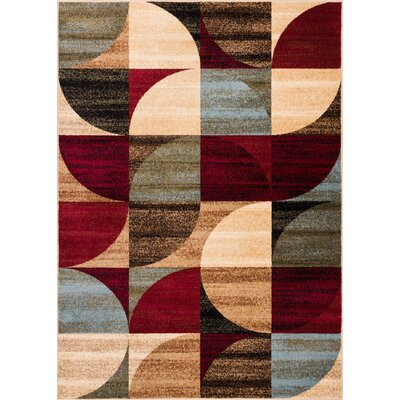 Owlswick Modern Area Rug Rug Size: Rectangle 53 x 73