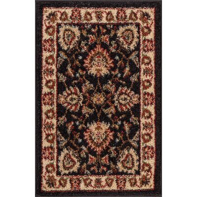 Royal Court Abby Oriental Persian Floral Doormat