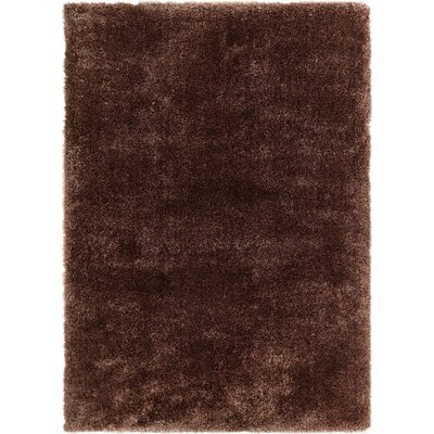 Mcclain Taupe Area Rug Rug Size: Rectangle 53 x 73