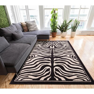Comfy Living Area Rug Rug Size: 5 x 72