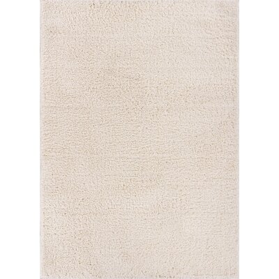 Dondre Vanilla Indoor Area Rug Rug Size: Rectangle 67 x 910