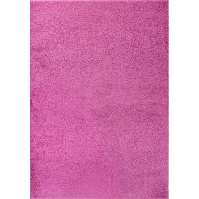 Dondre Fuchsia Indoor Area Rug Rug Size: Rectangle 33 x 53