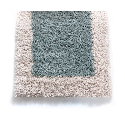 Dondre Light Blue Indoor Area Rug Rug Size: Runner 2 x 73