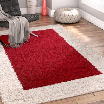 Dondre Marsala Indoor Area Rug Rug Size: 5 x 72