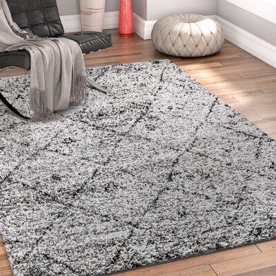 Walraven Gray Indoor Area Rug Rug Size: 5 x 72