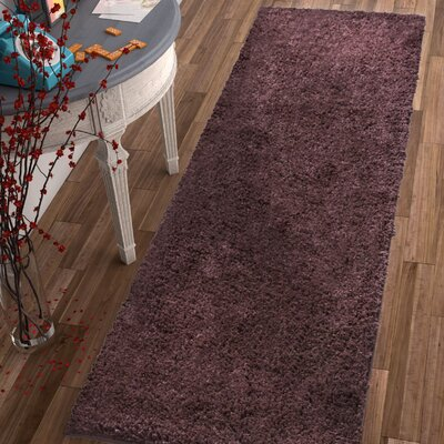 Dondre Coffee Bean Indoor Area Rug Rug Size: 5 x 72