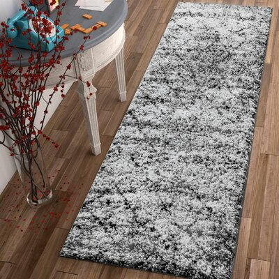 Walraven Gray Indoor Area Rug Rug Size: Runner 2 x 73