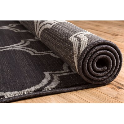 Abramowitz Charcoal Area Rug
