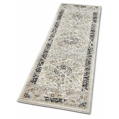 Coalgate Natural Area Rug Rug Size: Runner 23 x 73