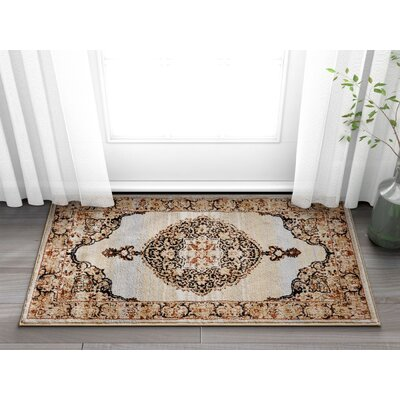Coalgate Contemporary Red Area Rug Rug Size: 23 x 311