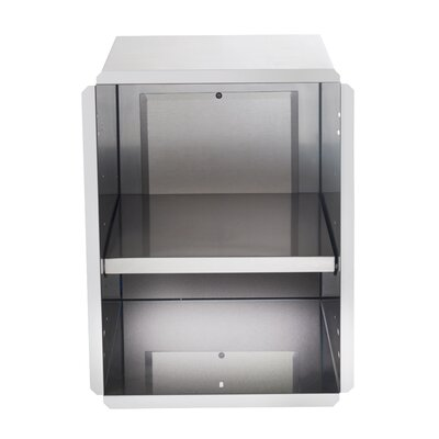 Enclosure Size: 20.5 H x 30 W