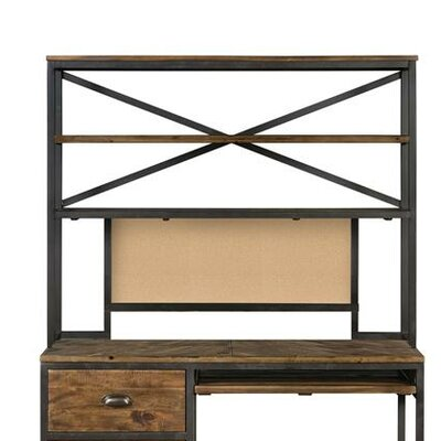Braxton 40 H x 50 W Desk Hutch