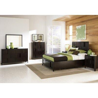 Magnussen Nova Bedroom Set (3 Pieces) - Size: Queen, Storage: Storage