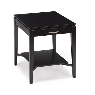 Cheap Magnussen Studio 1 End Table in Expresso (ME3320)