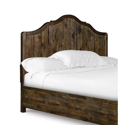 Brenley Panel Headboard Size: Queen