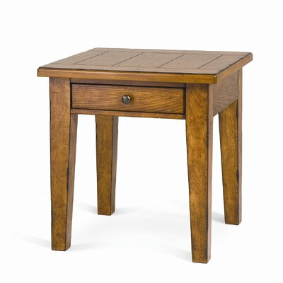 Cheap Magnussen Mackenzie Square End Table (ME3197)