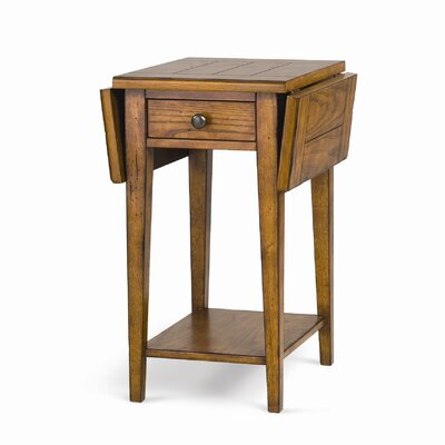 Cheap Magnussen Mackenzie Drop Leaf Accent Table (ME3198)