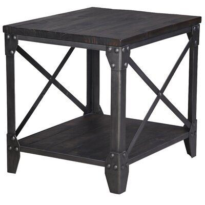 Roseville End Table