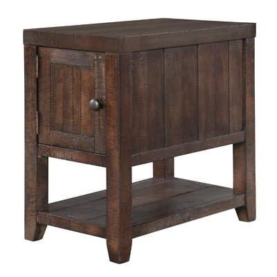 Caitlyn Chairside Table
