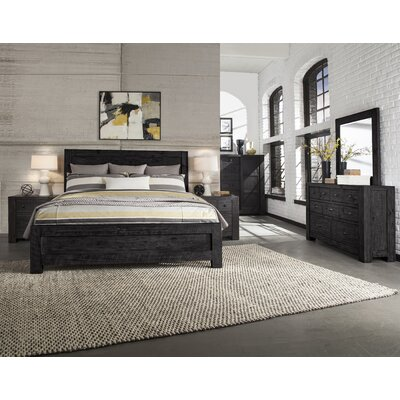 Fairman Customizable Panel Bed