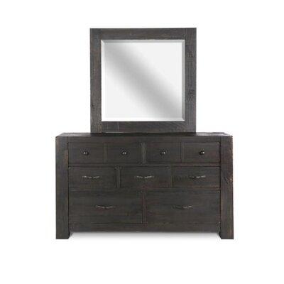 Graciela 7 Drawer Dresser with Mirror