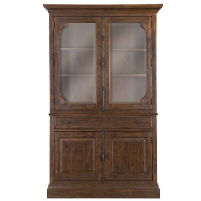 Amandier Traditional Standard China Cabinet Top