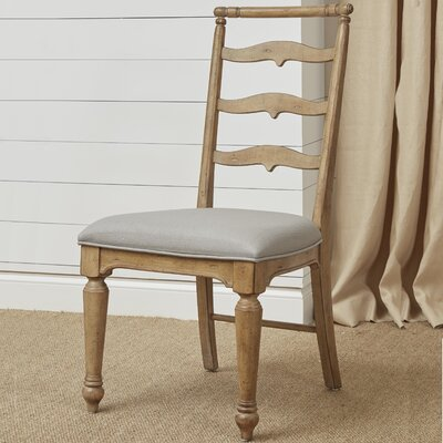 LaSalle Country Upholstered Dining Chair (Set of 2)