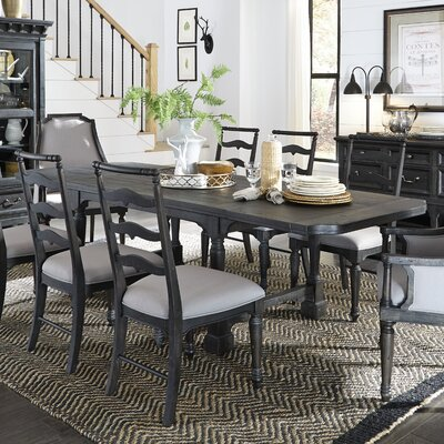 Alona Rectangular Extendable Dining Table