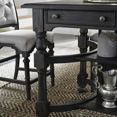 Alona Rectangular Counter Height Pub Table