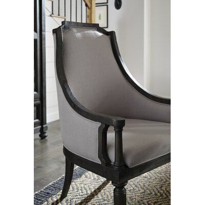 Alona Traditional Upholstered Dining Chair
