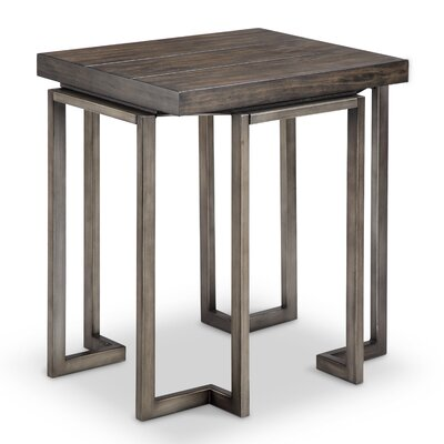 Anvi Modern End Table