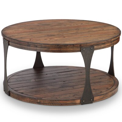 Aradhya Coffee Table with Casters