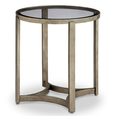Riverdale Contemporary Round End Table