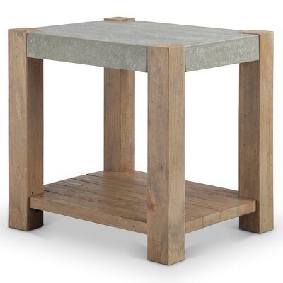 Charvi End Table