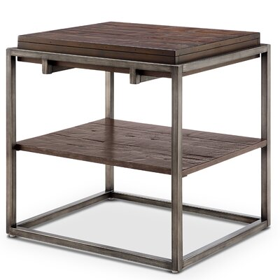 Jiya Modern End Table