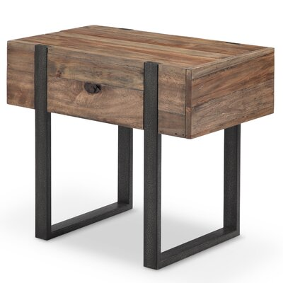 Sharri Modern End Table