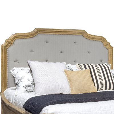 LaSalle Upholstered Panel Headboard Size: Queen