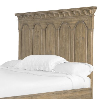 LaSalle Panel Headboard Size: King