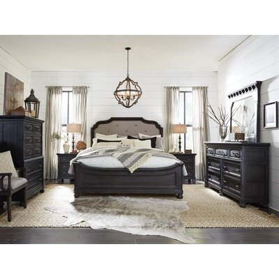 Alona Wood Panel Configurable Bedroom Set
