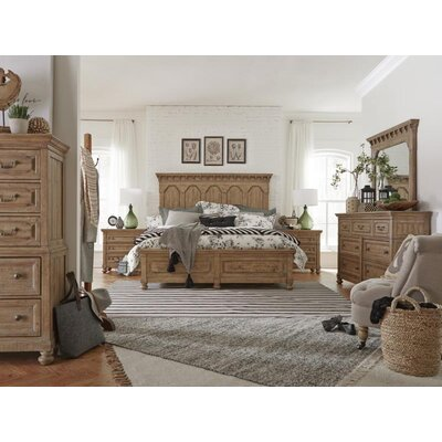LaSalle Panel Customizable Bedroom Set