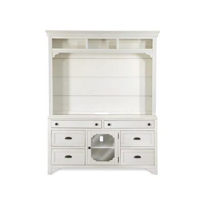 Aurora Entertainment Center Hutch