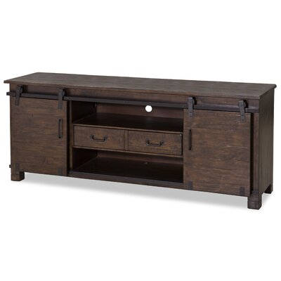 Pine Brook Hill Ridge Console Entertainment Center