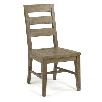 Bjoern Solid Wood Dining Chair (Set of 2)
