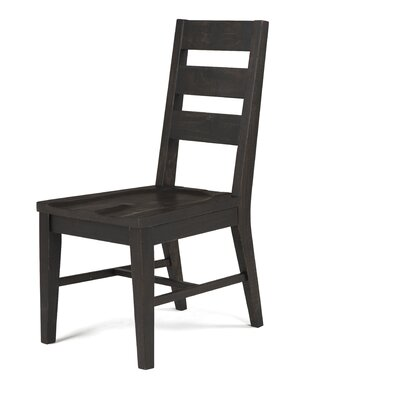 Graciela Solid Wood Dining Chair (Set of 2)