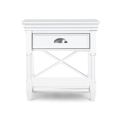 Bad credit financing Kasey 1 Drawer Nightstand...