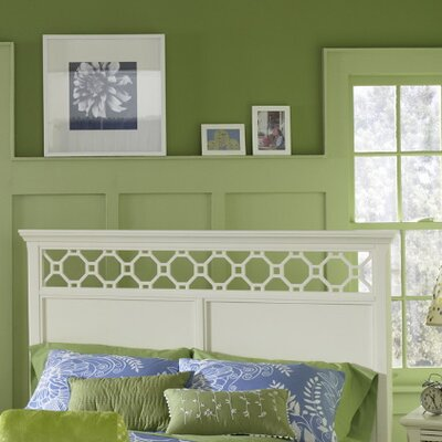 Rent to own Cameron Panel Headboard Size: Twin...